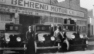 Late 1920's Behrend Motor Co.