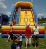 Stephenson 4th of July inflatable slide