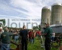 Auction on Robert Kruhmin farm