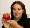 Kim Gaudes and Prairie Magic Apple
