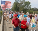 The 2015 Cedar River Bridge Walk
