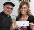 Donation from Church to Senior Center