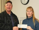 U.P. Whitetails Donate to Conservation District