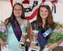Menominee County Fair Royalty 2016