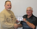 Ron Kraft and Jerry Rasner Class of 66 donation
