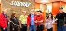 Stephenson's Subway opens