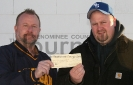 Lions Club donates to Sharks Football