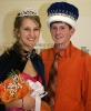 Stephenson High School Homecoming King and Queen
