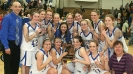 Eagle Girls Earn District Title
