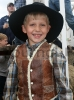 Landon Schafer at Rodeo