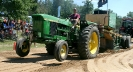 Layne Stank with John Deere 4010