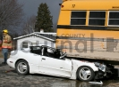 Car/School Bus Accident Photo 3