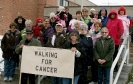 2012 Cancer Walk