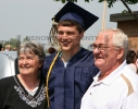 2012 SHS Graduate Kane Rasner and Grandparents