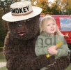 Emma Havelka and Smokey