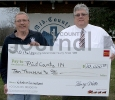 Wells Fargo Donation to Rescue Squad