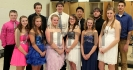 SHS 2014 Winter Homecoming Court