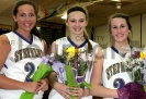 Seniors on Eagle Girls' Team