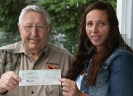 Ashley Rice U.P. Whitetails' scholarship