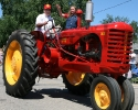 Bill and Rita Rivard 1952 Massey Harris