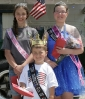 2014 Daggett Independence Day Royalty