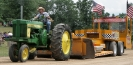 Rich Deno and John Deere 720 Diesel