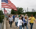 The 2014 Cedar River Bridge Walk