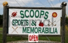 Scoops Sports and Memorabilia