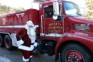 Santa Claus at Daggett Fire Hall