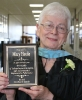 Mary Houle honored for 44 years of teaching