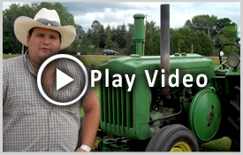 Mid County  Antique Power Club Tractor Show